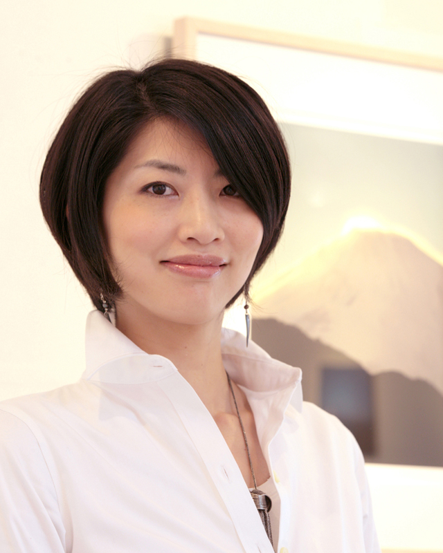 遠藤 詠子 さん【箱根写真美術館 副館長】