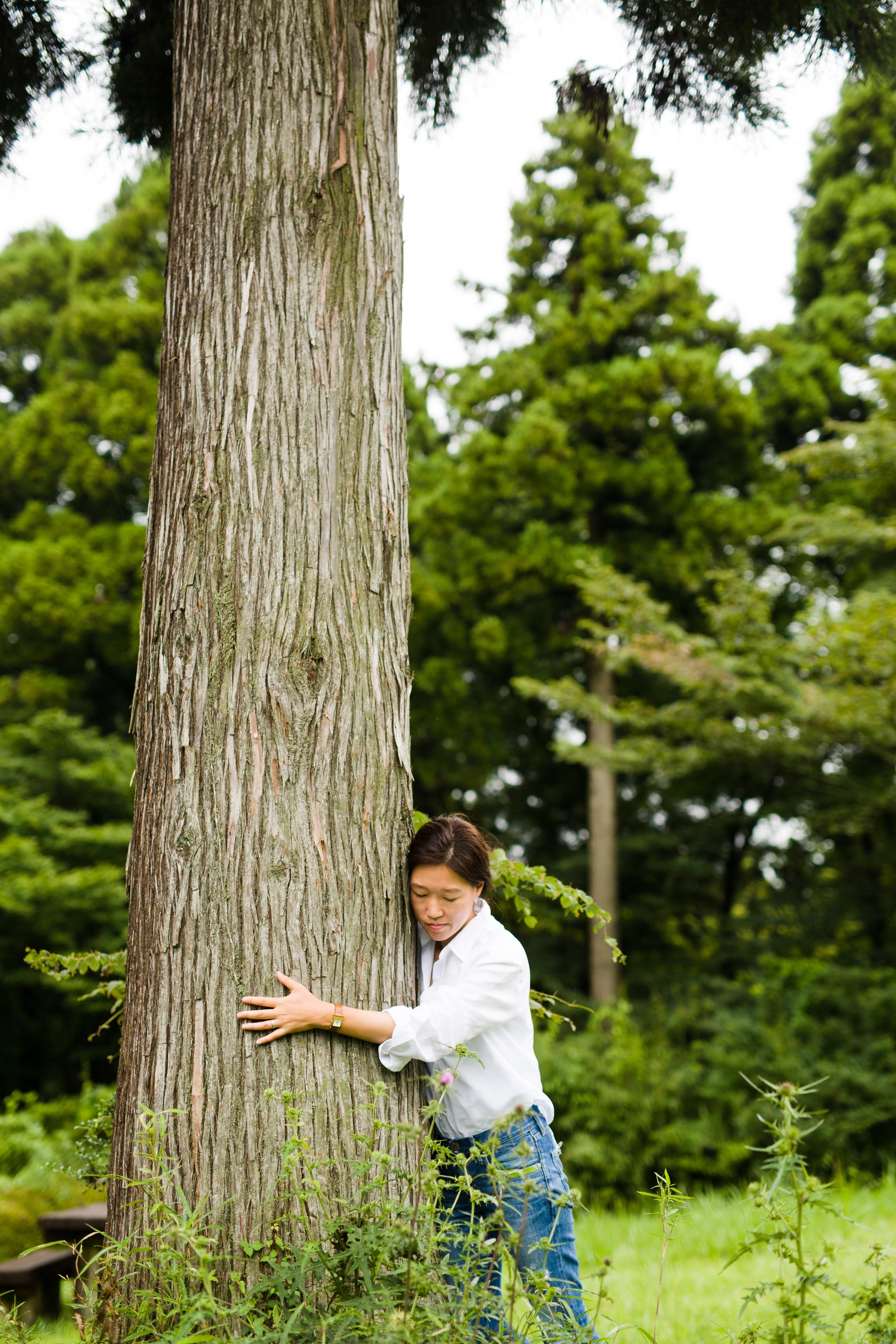 工藤 知恵さん【森林セラピスト】