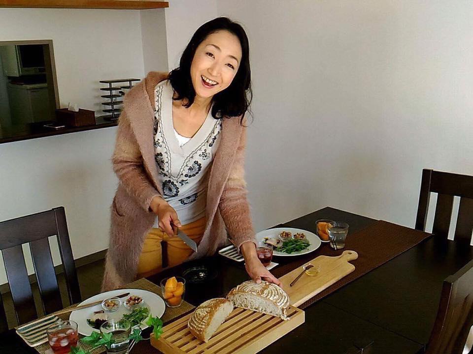 山田 雅恵さん【旅する発酵料理家】