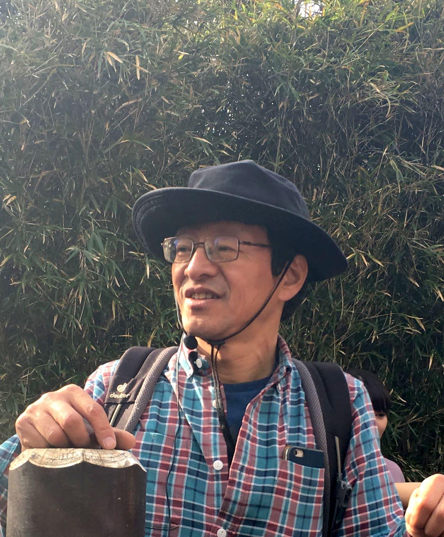 高田 裕司さん【森林セラピスト】