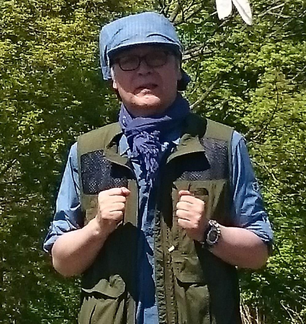 青木 孝一 さん【森林セラピスト・自然観察指導員】